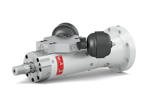 High speeds, frequencies, accelerations: test cylinders of the 320 series with integrated position transducers always keep up.