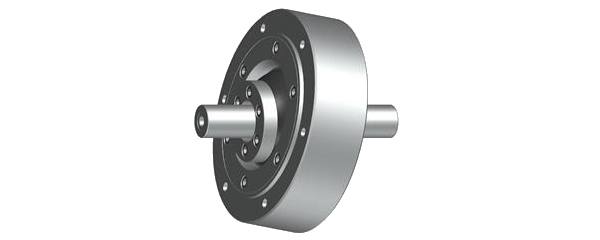 An especially space-saving option for transmitting high forces at very large tilt angles. Encased in the bearing bushings, the ball can be installed directly on shafts, rods, or other machine elements.