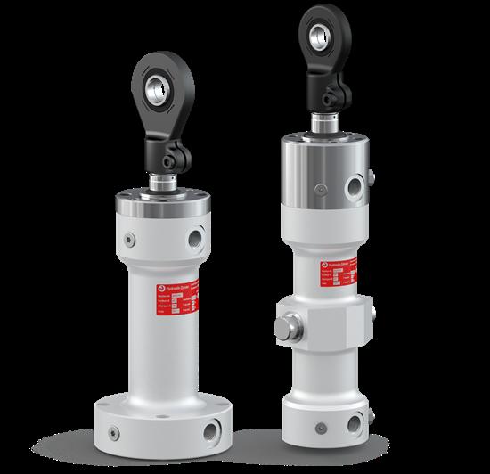 Industrial hydraulic cylinder | Hänchen