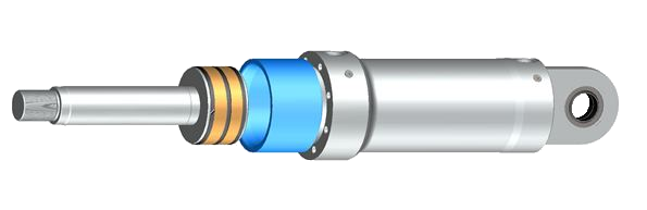 Assembly bushing - Cylinder tube