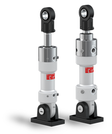 Hänchen ISO hydraulic cylinders - Our standard hydraulic cylinders of Hänchen's 250 and 550 series