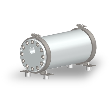 Hänchen vibration and structure-borne sound dampers help to prevent the development of vibrations in industrial application cases..