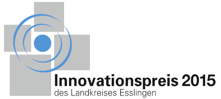 Winner of the Innovationspreis Landkreis Esslingen 2015